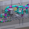 Solidworks 3D Equipment Layout Drawings